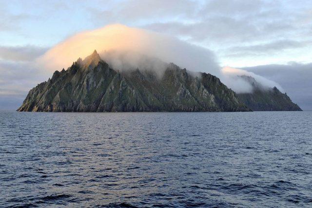 King Island, Alaska. Author: Ansgar Walk CC BY-SA 3.0