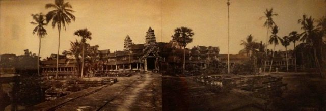 An 1870 photograph by Émile Gsell, a French photographer who worked in Southeast Asia.Author:G.GaritanCC BY-SA 3.0