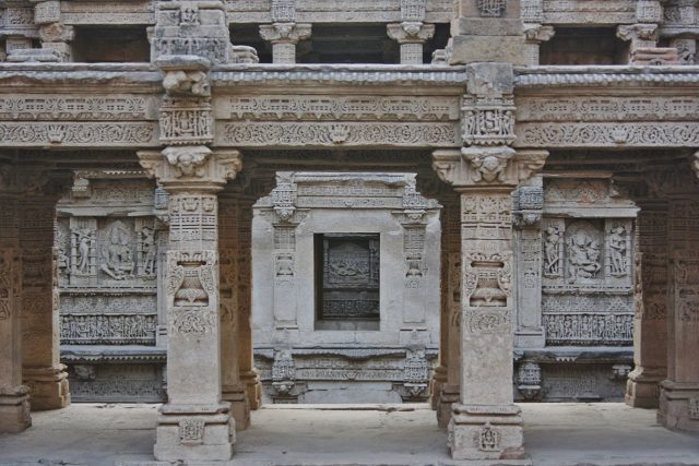 Rani-Ki-Vav is now considered to be the queen among the stepwells of India. Author:Anvesh Jadav CC BY-SA 4.0