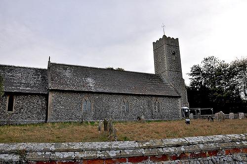 Dunwich St James Church.Author:Martin PettittCC BY 2.0