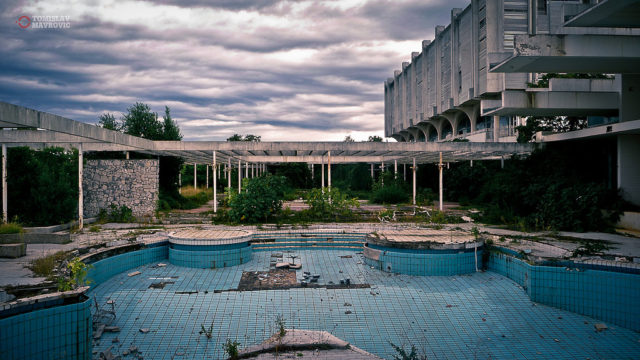 Swimming pool.Author:Tomislav MavrovicCC BY-ND 2.0