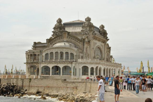 Constanta casino.Author:Claudiu NelegaCC BY-SA 2.0
