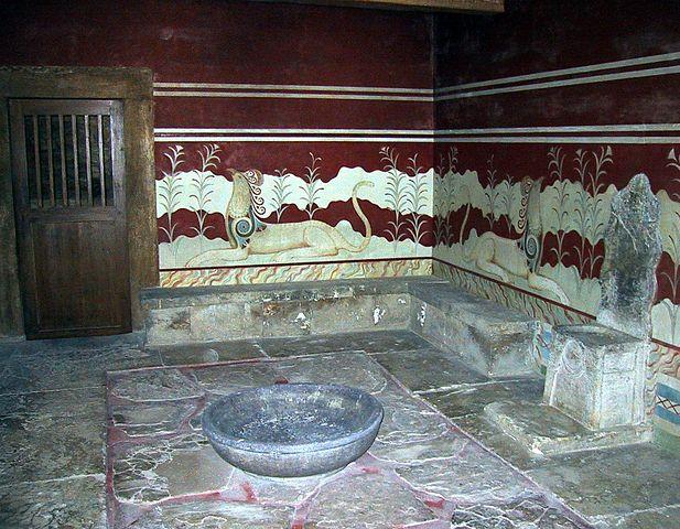 The Throne Room. Author: Chris 73 CC BY-SA 3.0