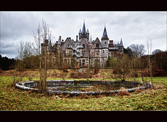 Castle Miranda – Back Side 2. Author:Bert KaufmannCC BY-SA 2.0