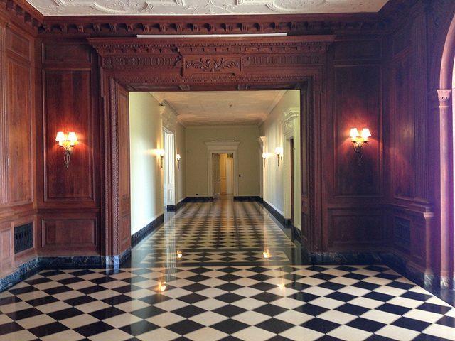 Greystone hallway.Author: adpowersCC BY 2.0