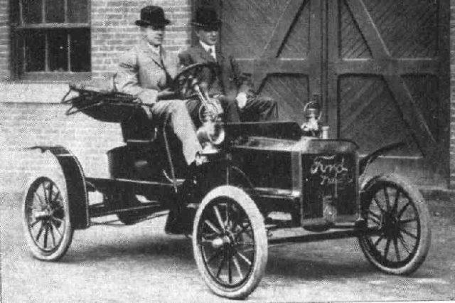 Ford Model N.