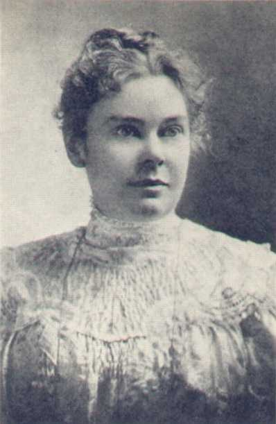 Lizzie Borden, 1 January 1889.