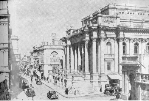 The Opera House in 1935.
