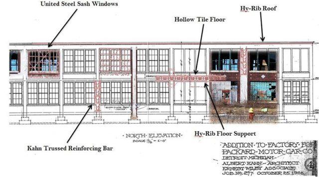 Packard 10 blueprint.