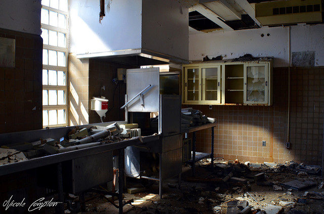 The Deteriorating Kitchen.Author:Nicole ComptonCC BY 2.0