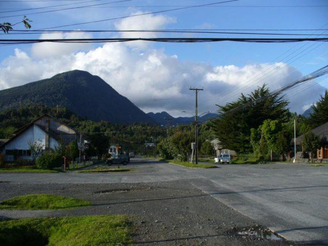 The town of Chaitén in 2007. Author:betoscopioCC BY-SA 2.0