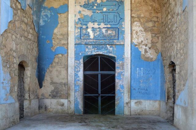 Ruins of a mosque, Agdam, Azerbaijan.Author:Hervé DezCC BY-SA 3.0