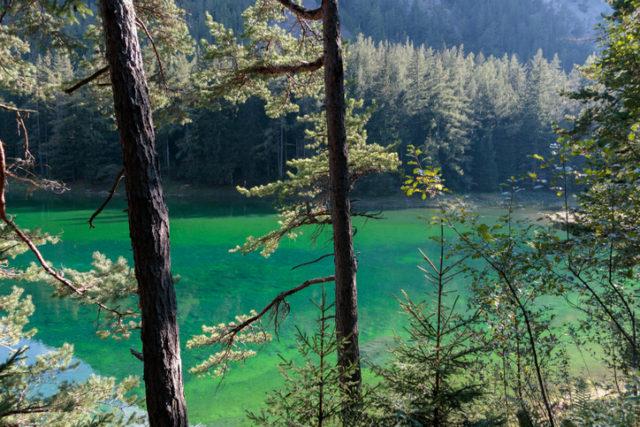 Grüner See in der Steiermark