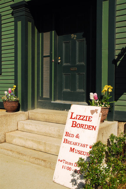 Lizzie Borden B&B Fall River