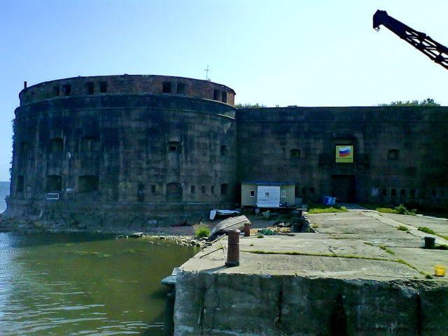 Fort Alexander bay. Author: O.Bragina CC BY-SA 3.0