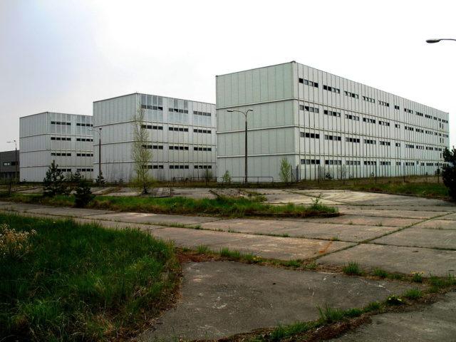 Cloakroom halls. Author: Piotr Łukaszewski CC BY-SA 4.0