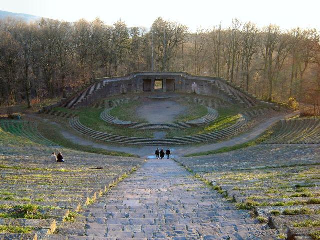 Heidelberg Thingstätte. Author: BishkekRocks CC BY-SA 3.0