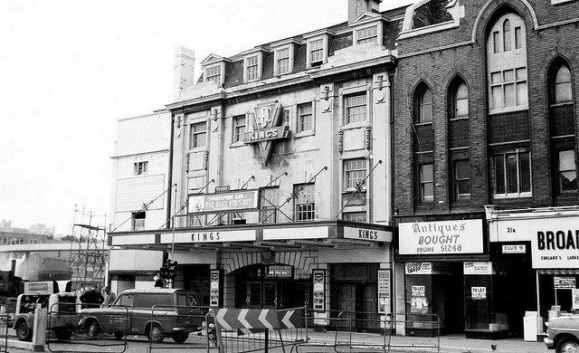 The King's Cinema in Old Market, Bristol.Author:brizzle born and bred CC BY-ND 2.0