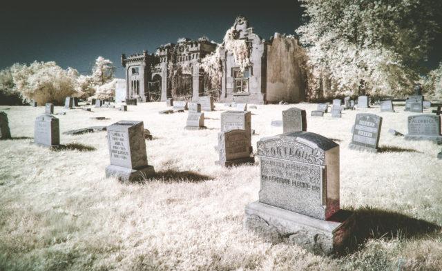 Mount Moriah Cemetery.Author:ThomasCC BY-SA 2.0
