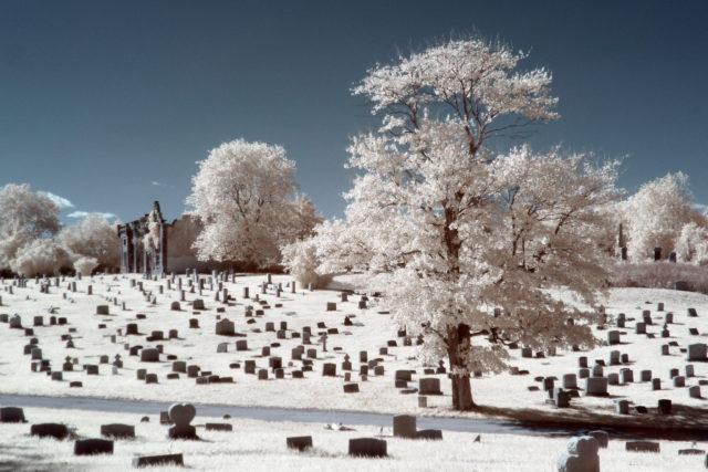 Mount Moriah Graveyard.Author:ThomasCC BY-SA 2.0