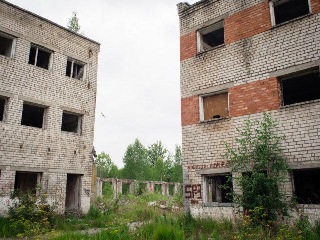 Prison buildings. Author: wwikgren CC BY 2.0