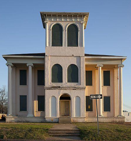Drish House in Tuscaloosa, Alabama.