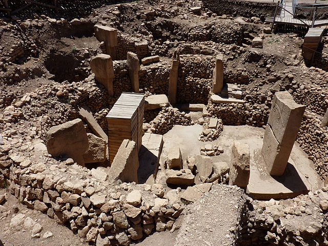 Gobekli Tepe site. Author: Zhengan CC BY-SA 4.0