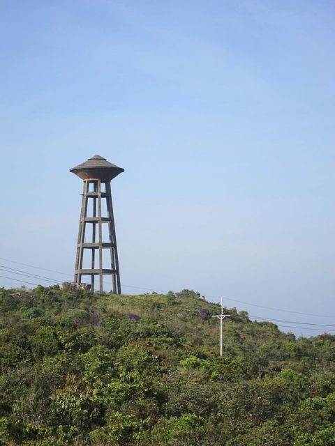 Bokor Hill Station. Author: Oobmak CC BY-SA 4.0