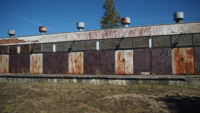Abandoned nuclear reactor building. Author: tomasz przechlewski CC BY 2.0