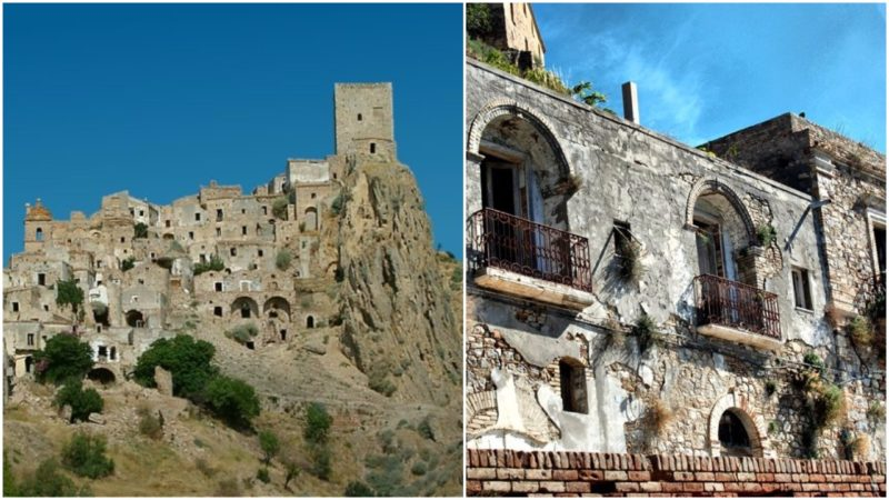 The Ghost Town In The Heart Of The Mediterranean Craco