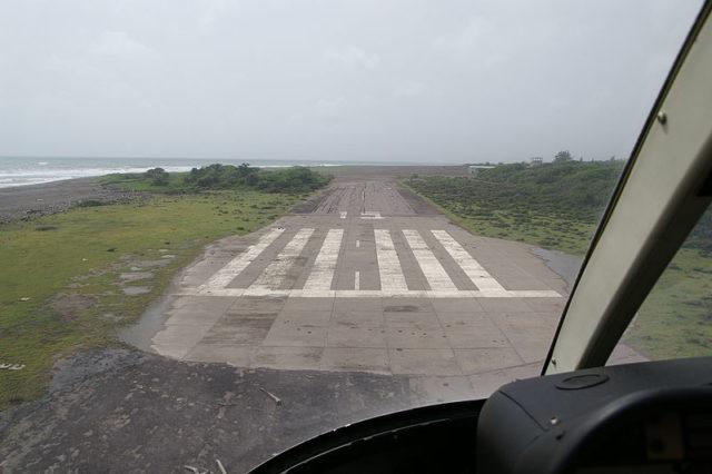 Destroyed Airport Montserrat. Author: Xb-70 CC BY-SA 3.0