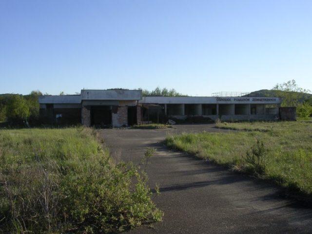Meteorological station. Author: Powolniak CC BY-SA 3.0