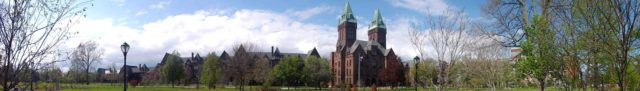 Richardson-Olmsted Complex, panoramic view, May 2014.Author:AndreCarrotflowerCC BY-SA 3.0