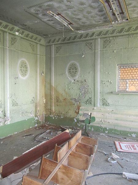Interior details. Author: Laika ac CC BY-SA 2.0