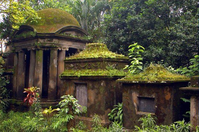 South Park Street Cemetery, Kolkata. Author: Giridhar Appaji Nag Y CC BY 2.0