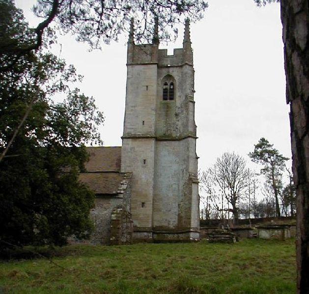 St. Giles Church.Author:Rog FrostCC BY-SA 2.0