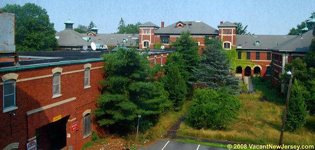 The Overbrook asylum grounds. Author: Justin Gurbisz CC BY-ND 2.0
