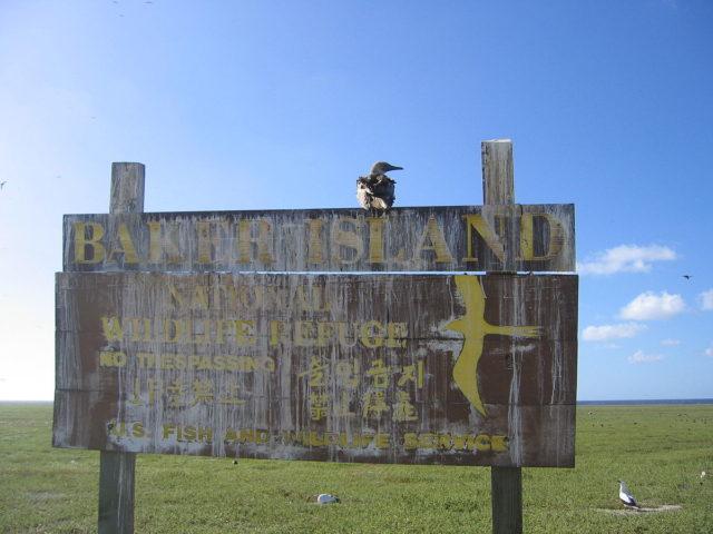 Fish and Wildlife sign. Photo Credit:Joann94024,CC BY-SA 3.0