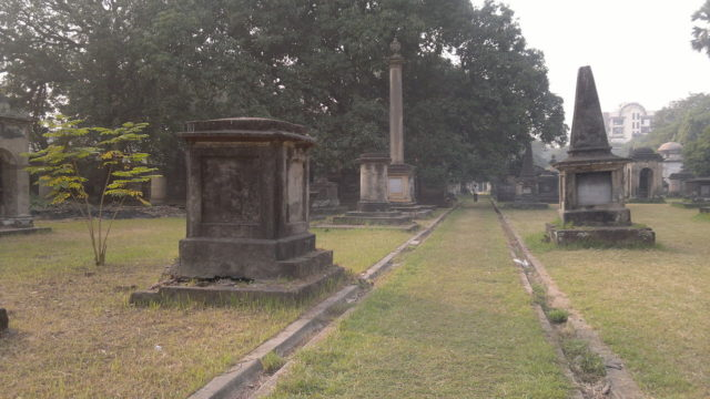 Graves. Author: Soumyadipto CC BY-SA 3.0