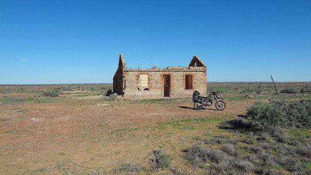 House in Farina. Brett,CC BY-SA 2.0
