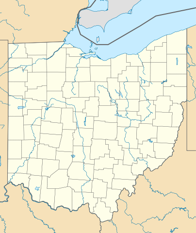 the state of ohio in the american midwest po credit