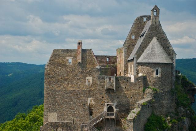 Aggstein Castle. Author:Kevin JonesCC BY 2.0