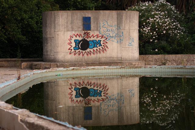 Derelict Fjord pool. Author: Antti T. Nissinen CC BY 2.0