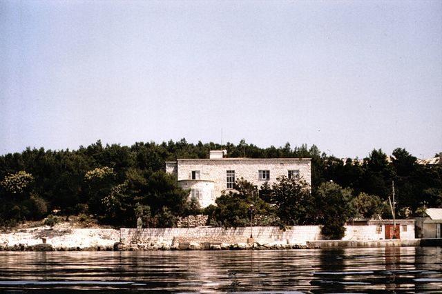 Goli otok, Croatia.Roberta F.,CC BY-SA 3.0