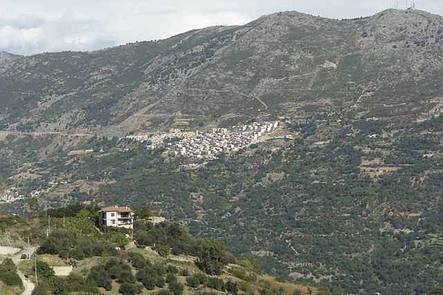 The region where Old Gairo is located. Photo credit: Hans Peter Schaefer,CC BY-SA 3.0
