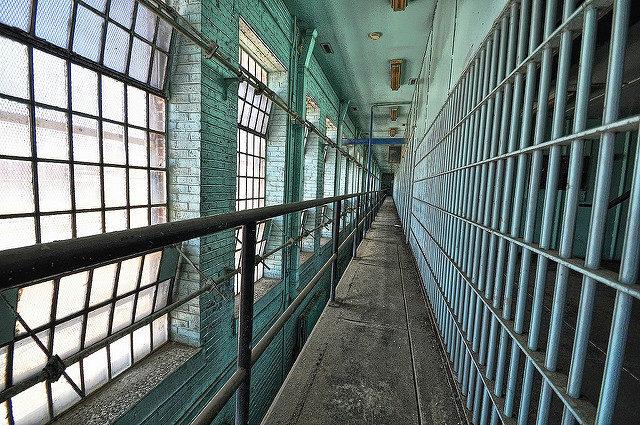 Cell walkaway. Author: Forsaken Fotos CC BY 2.0