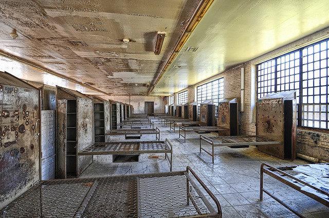 Dormitories. Author: Forsaken Fotos CC BY 2.0