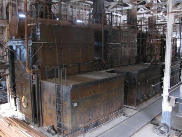 A power plant. Photo Credit:Icewedge
