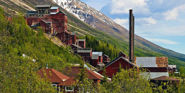 In 1986, it became a National Historic Landmark. Photo Credit:Forest Service, Alaska,CC BY 2.0