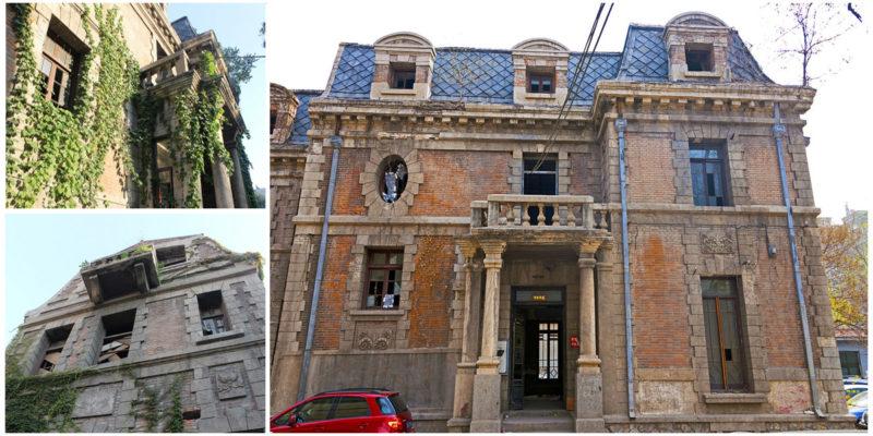 Chaonei No81 Is An Abandoned Baroque Style House In The Chaoyangmen Neighborhood Beijing China